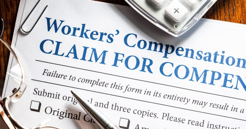 fit for duty exam to get worker's compensation claim